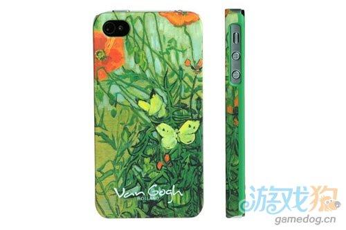VAN GOGH MUSEUM iPhone 4S CASE 保护壳