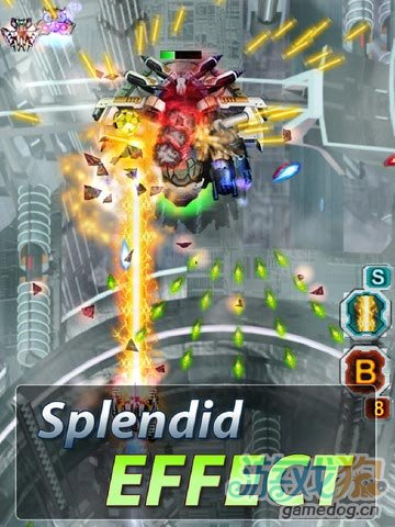 iOS飞行射击游戏《宇宙之翼2:太空奥德赛》
