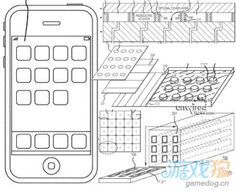 苹果公司正申请iPhone和iPad触觉反馈专利