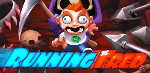 安卓刺激3D跑酷游戏《狂奔的弗雷德》新手教程视频