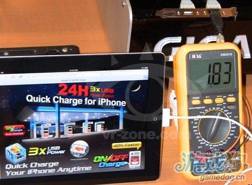 新iPad 3耗电量可达2A 普通USB接口难充电