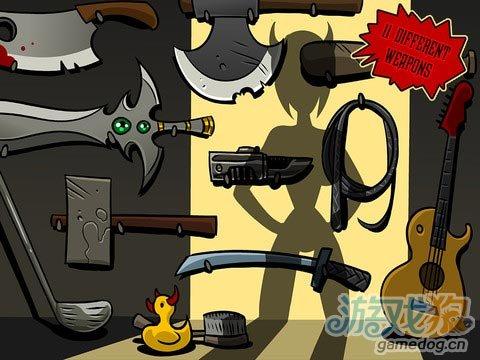 iOS漫画风动作游戏《恶魔女王》限免下载