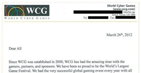 传言证实?WCG或将很有可能由手机游戏取代PC游戏