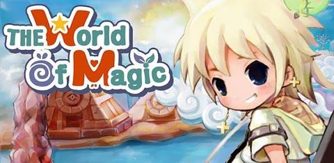 安卓在线MMORPG游戏《魔法世界》体验魔法世界