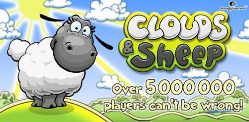 Android新颖可爱益智休闲游戏《云和绵羊的故事》