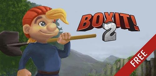 安卓休闲类游戏推荐《3D推箱子》寻找黄金和宝藏