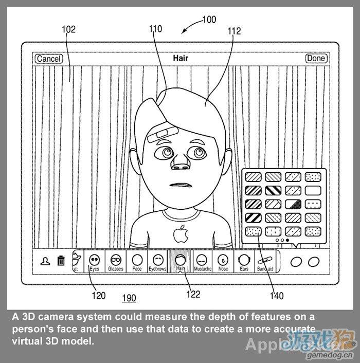 """苹果已发明""""杀手级""""3D摄像头for iOS设备"""