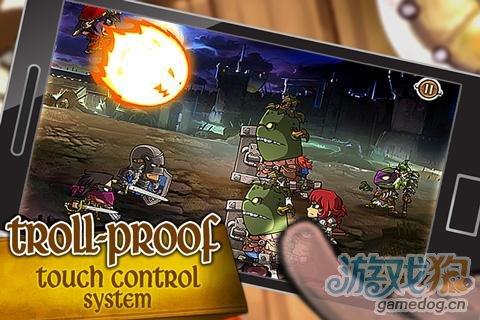 回合制RPG游戏《掠夺之旅》iOS移植Android平台