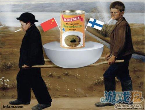 愤怒的小鸟或将取代诺基亚成为芬兰国家形象