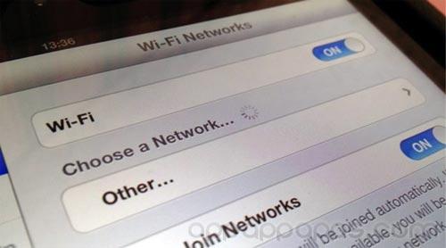 测试显示New iPad的Wifi接收能力历来最差