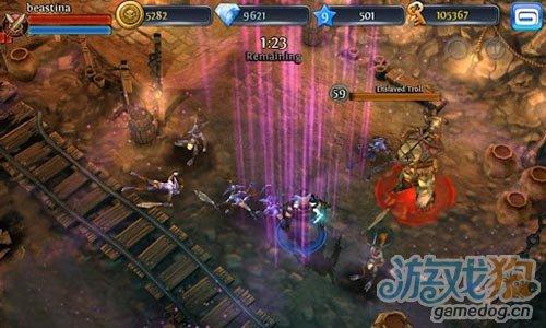 Gameloft大作《地牢猎人3》登陆Android