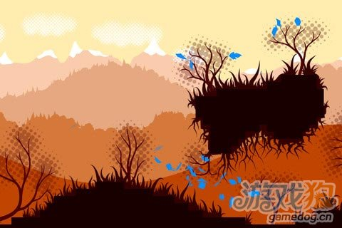 《随风而去》(On The Wind)游戏画面