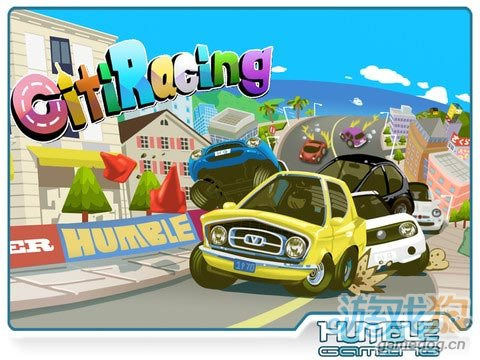 iOS赛车游戏《城市赛车》超速在世界各地