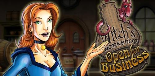Android益智休闲类游戏《女巫作坊:商务公开赛》