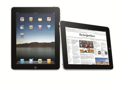 苹果The new iPad将于4月13日登陆中国内地