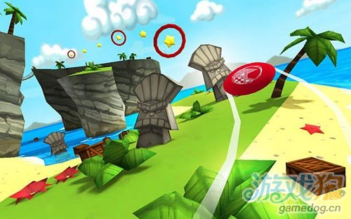 移植iOS休闲类游戏《无尽飞盘》登录Android平台