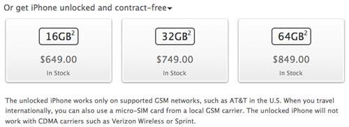 8号AT&T为合约完毕的iPhone提供解锁