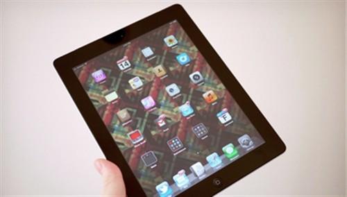 苹果调查新iPad平板的WiFi问题 新总部动工