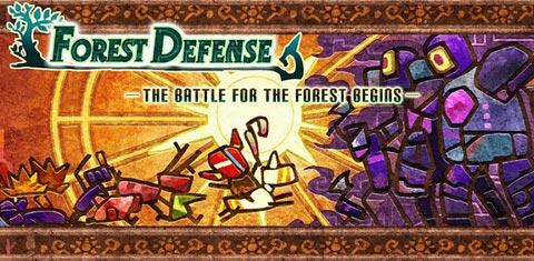 Android横版卷轴动作游戏《森林守护者》