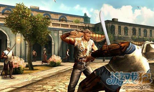 开放式3D设计动作冒险游戏《背刺》Android版下载