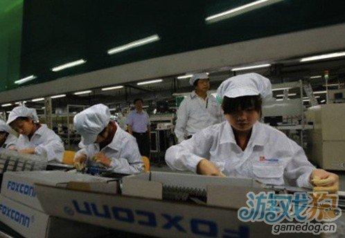富士康代工 苹果iPhone 5或将于6月份问世