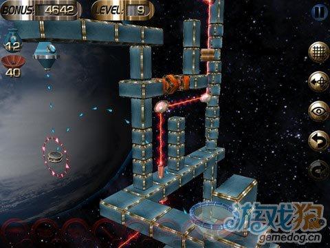 《魔法水滴2》(Enigmo 2)游戏画面