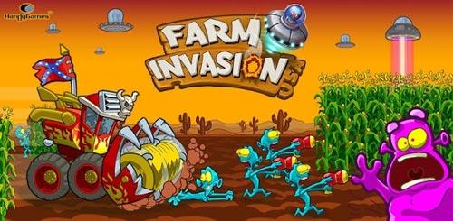 Android射击游戏《入侵农场USA》美式恶搞进行到底