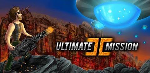 安卓飞行射击游戏《终极使命2》抵制入侵