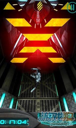 3D科技炫丽跑酷游戏《重力跑酷》Android试玩评测