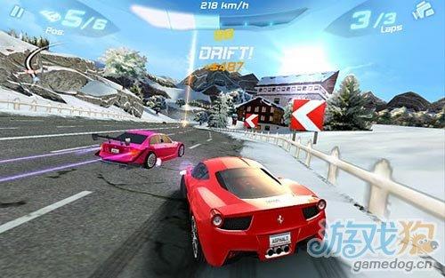 Android赛车竞速大作《狂野飙车6:火线追击》评测