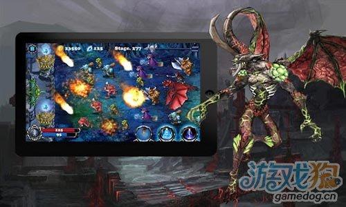 iOS移植塔防射击游戏《英雄无敌》安卓版