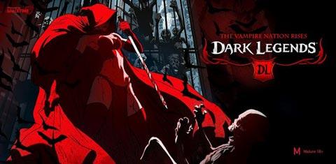 重口味动作游戏登场《黑暗传奇》Android版下载