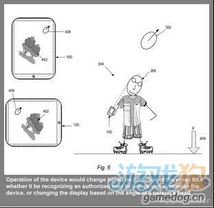 苹果专利显示iPhone和iPad将可实现面孔解锁