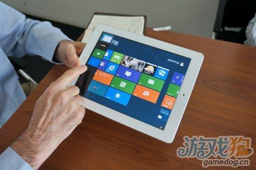 手牵手不放开,让iPad也可运行Windows8