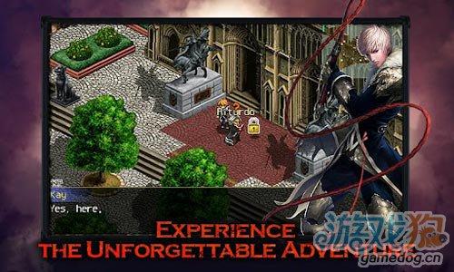 Gamevil新作动作RPG游戏《不朽的黄昏》