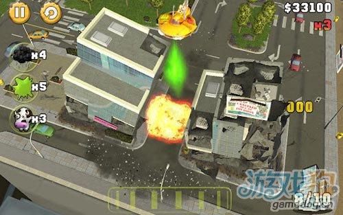 Android益智休闲游戏推荐《拆迁公司》