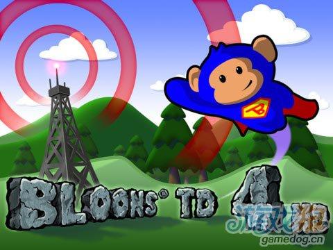 iOS塔防游戏《气球塔防4》不一样的乐趣