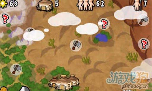 Android策略角色扮演类游戏《上古部落》
