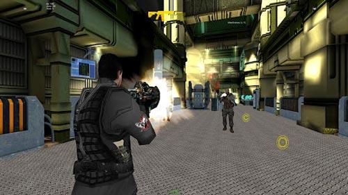 安卓第三人称射击游戏《骷髅部队》拯救你的队员