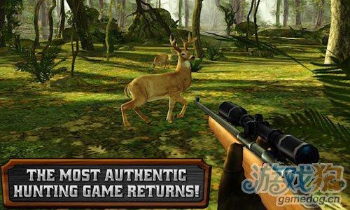 《猎鹿人重装上阵》(DEER HUNTER RELOADED)游戏画面