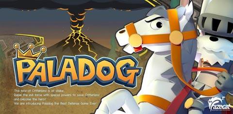 iOS移植人气韩式策略游戏《帕拉狗骑士》登录安卓
