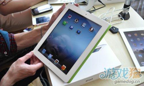 The new iPad平板电脑使用一个月心得