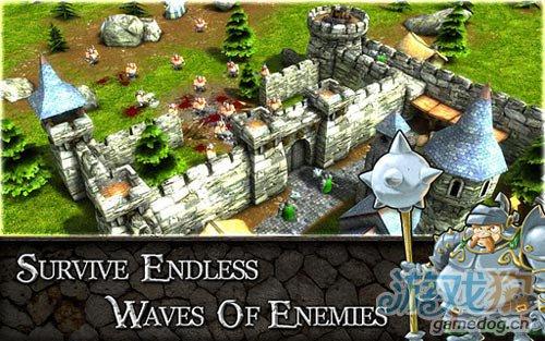 唯美3D策略塔防游戏《攻城大战》Android新版下载