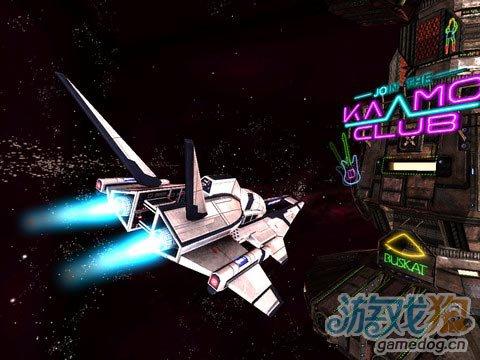 iOS科幻太空探险游戏推荐《浴火银河2HD》