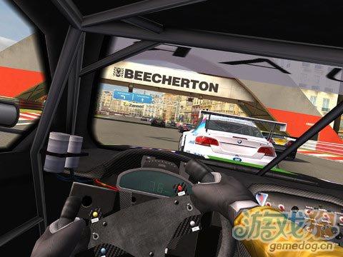iOS竞技游戏:真实赛车2 HD(汉化版)试玩评测
