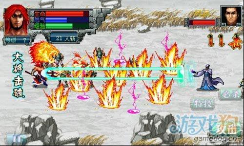 《三国猛将:典韦传》安卓版来袭三国题材经典大作