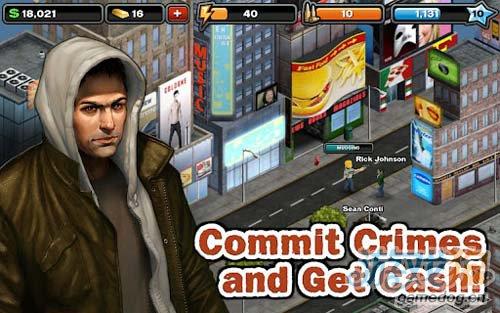 《罪恶都市》(Crime City)游戏画面