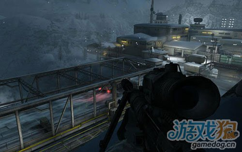 《现代战争3 商店版》(Modern Combat 3: Fallen Nation )游戏画面