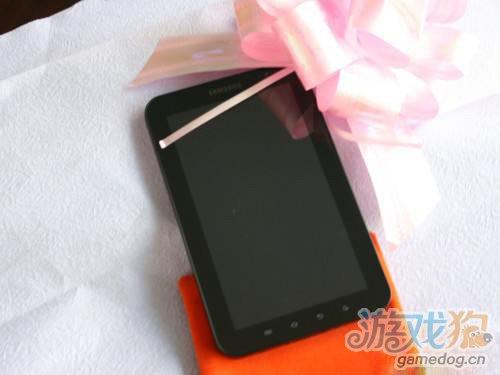 经典Android平板电脑 三星P1000售价2199元