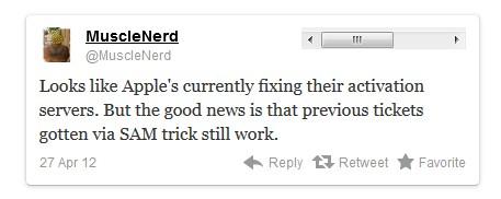 肌肉男提示苹果已开始修复SAM解锁漏洞